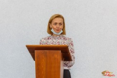 """2020-09-15 Награждение коллектива ГДК """"Дружба"""""""