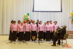 2020-02-20 Танцевальный вечер для людей старшего поколения, посвященный 23 февраля «Праздничный марш-бросок!»