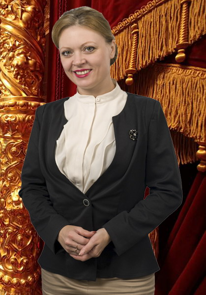 Шевцова Анжела Михайловна : Заведующий отделом по общим вопросам