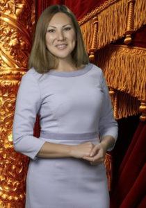 Лебедева Евгения Георгиевна
