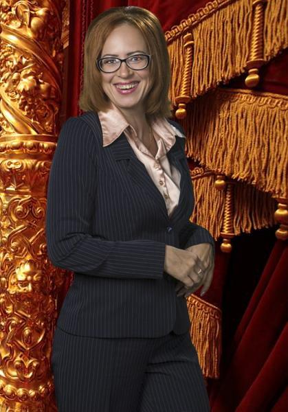 Гимранова Оксана Валерьевна : Балетмейстер хореографического ансамбля «Этна»
