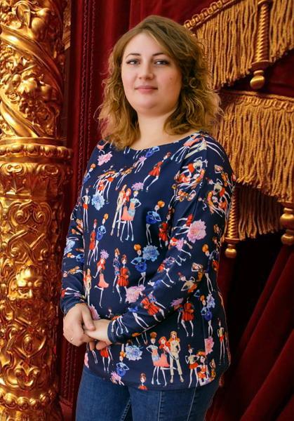 Заболотских Татьяна Викторовна : Заведующий костюмерной